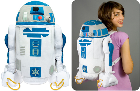 R2-D2 on Your Back