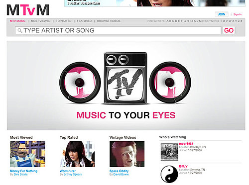 MTV Launches MTV Music