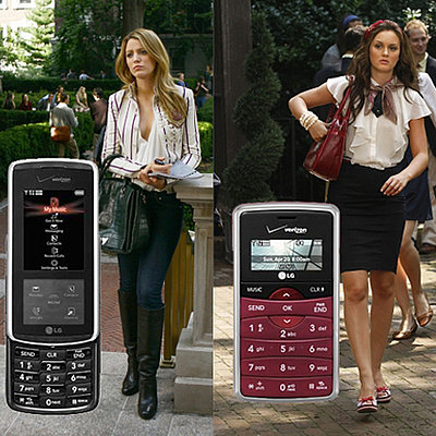 Gossip Girl's New Cell Phones