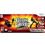 Guitar Hero World Tour For the Wii