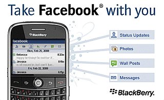 Daily Tech: RIM Updates Facebook For the BlackBerry