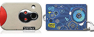 Target Builds Cameras into Gift Cards While Best Buy Builds Speakers into Gift Cards