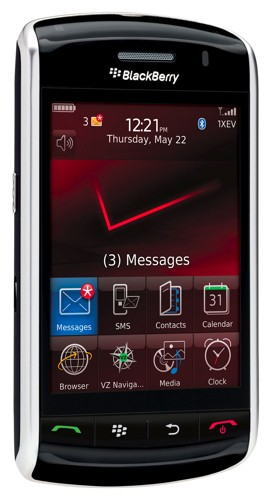 Daily Tech: BlackBerry Storm Arriving on Nov. 21 For $199
