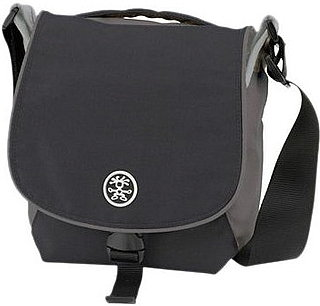Crumpler SLR Camera Bag Holds Lenses, Too