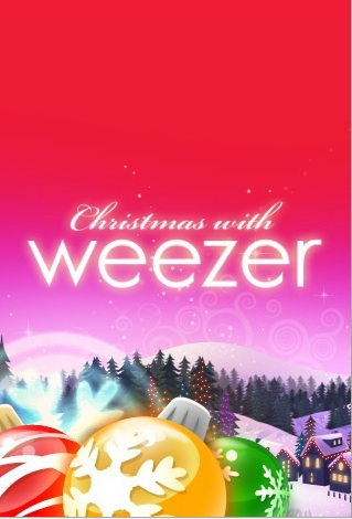 Weezer Joins Tap Tap Revenge For Christmas App!