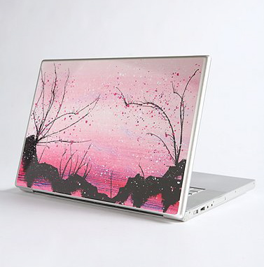Artistic Laptop Skins For All Types of Personalities