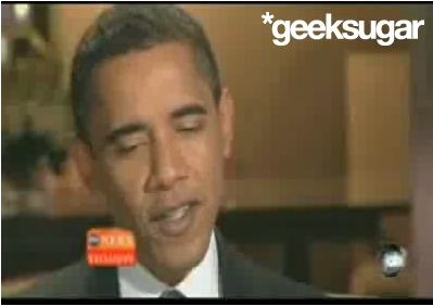 Obama Talks About the BlackBerry Issue