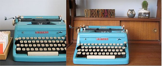 Royal Typewriters
