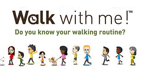 Nintendo Introduces Walking Game For the DS
