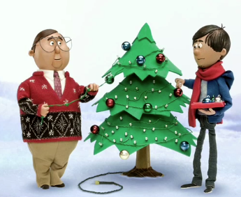 Apple Debuts New Animated Mac vs. PC Holiday Greetings