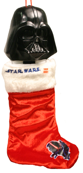 Darth Vader Stocking