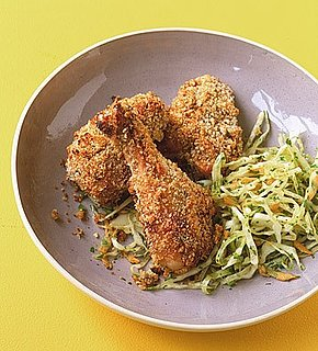 Monday's Leftovers: Buttermilk Baked Chicken