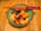 Garlic Soy Sauce Shrimp
