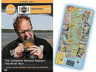 Save on Alton Brown's Feasting on Asphalt DVD