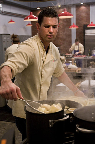 Interview with Top Chef's Ryan Scott