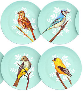 Kitchenware Trends: Birds in Flight