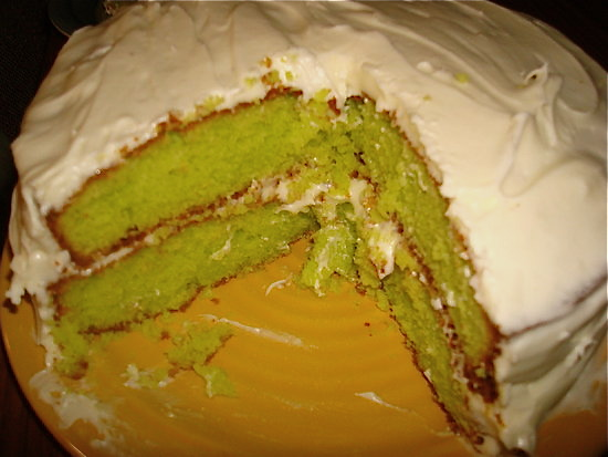 Key Lime Cake | POPSUGAR Food
