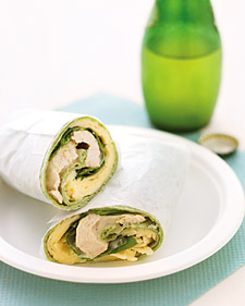 Chicken Salad & Havarti Wrap