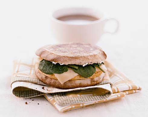 Starbucks Will Keep and Modify Its Breakfast Sandwiches