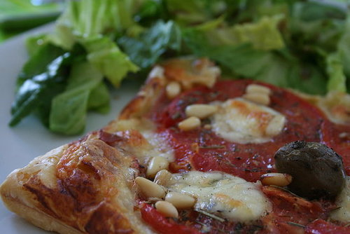 Reader Recipe: Tarte Aux Tomates