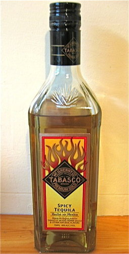 Happy Hour: Tabasco Tequila