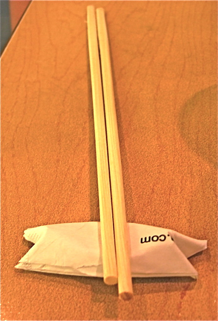 How to Make a Chopstick Rest