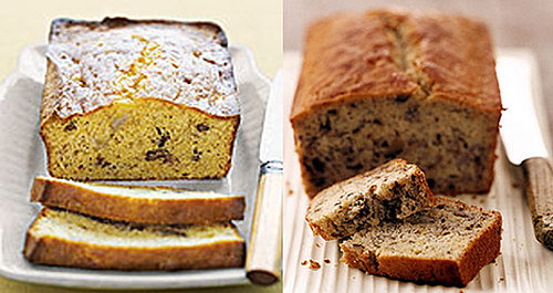 Banana Nut Bread Two Ways — Beginner and Expert