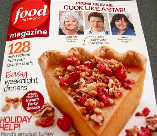 Food Network Magazine Is Here to Stay