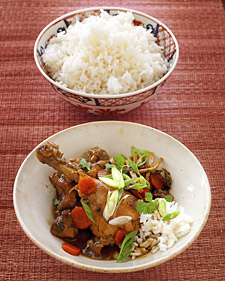 Sunday Slow Cooker: Soy Ginger Chicken