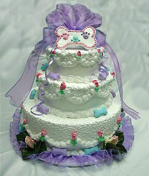 Wedding Cakes for Your Pets