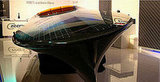 Solar Powered Speed Boat