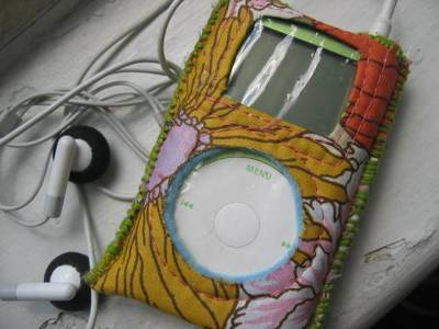 DIY iPod Case