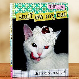 """Stuff On My Cat"" Book ($10)"