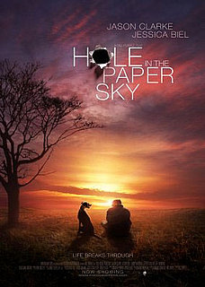 Jessica Biel's Hole in the Paper Sky