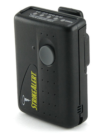 Lightning Strike Detector