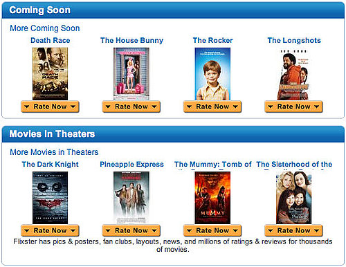 Movie Reviews by You on Flixster