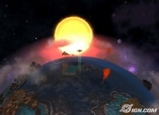 Spore Screenshots