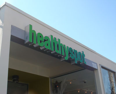 Shop Spotlight: Healthy Spot
