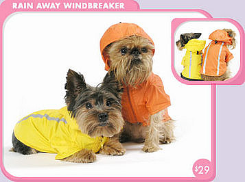 Rain Away Windbreaker ($29)