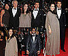 Photos of Pregnant Angelina Jolie, Brad Pitt, Clint Eastwood at Changling Premiere