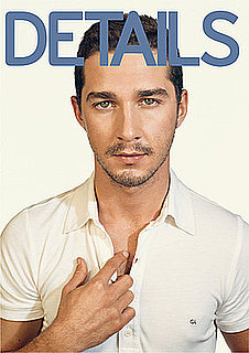 Shia LaBeouf Talks About Drinking in Details Magazine