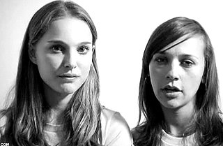 Natalie Portman and Rashida Jones Vote Along Feline Lines