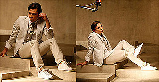 Ed Westwick For K Swiss — Love It or Leave It?