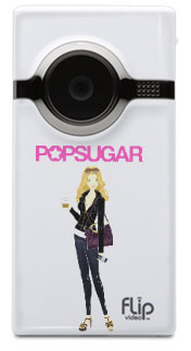 Enter the Sugar and Flip Video Design Contest to Win a Personalized Flip Mino!