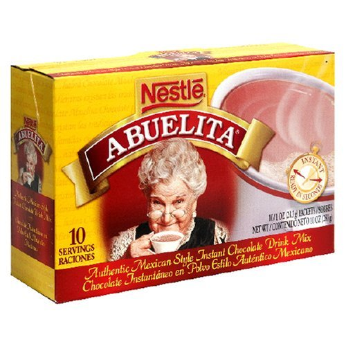 Nestle's Mexican Chocolate Abuelita Drink Mix