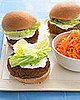 Fast & Easy Dinner: Veggie Burgers With Mint-Yogurt Sauce