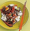 Fast &amp; Easy Dinner: Garlicky Hoisin Beef