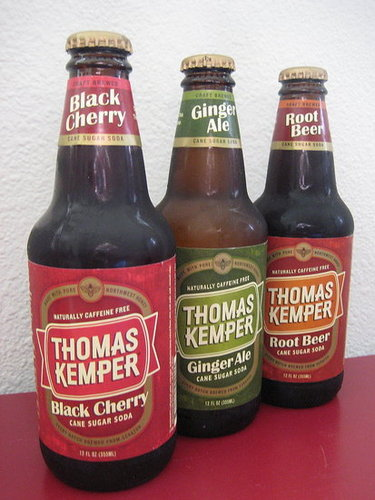 Taste Test: Thomas Kemper's Cane Sugar Soda