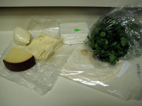 Quadruple Cheese Nachos