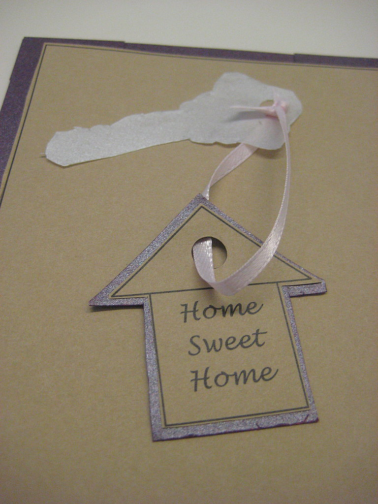 Housewarming Party Invite: Step by Step